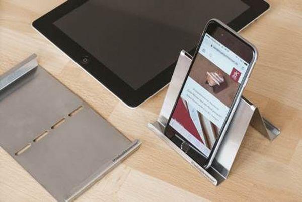 Smartphone und Tablet Halter