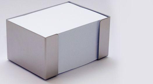 Zettelbox 108 x 77 x 55 mm